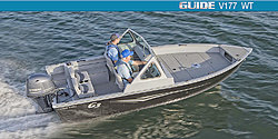 New 2016 G3 Boats Guide V177WT